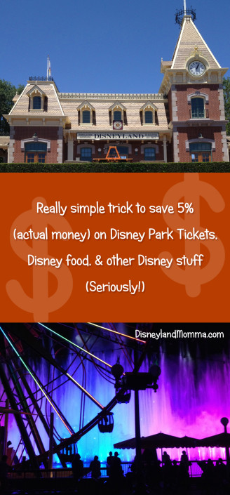 How to Save Money on Disneyland Tickets, Food and Merchandise
